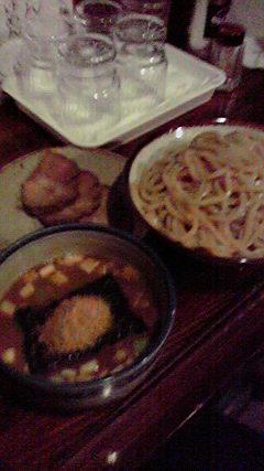 ラーメンつけ麺…