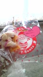サンタさんがキター!