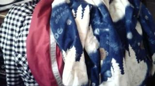 雪祭りの衣装